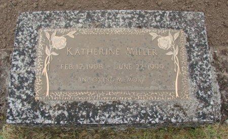 MILLER, KATHERINE - Linn County, Oregon   KATHERINE MILLER - Oregon Gravestone Photos