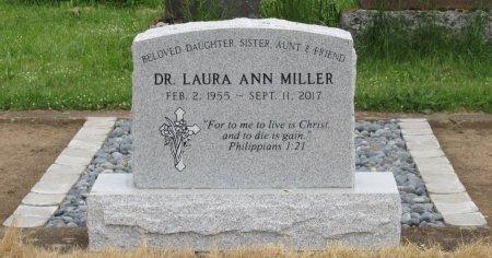 MILLER, LAURA ANN - Linn County, Oregon   LAURA ANN MILLER - Oregon Gravestone Photos