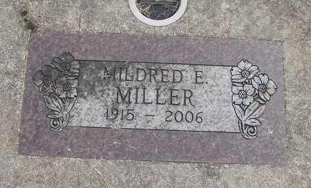 MILLER, MILDRED E - Linn County, Oregon   MILDRED E MILLER - Oregon Gravestone Photos