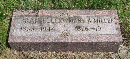 MILLER, ROBERT MITCHELL - Linn County, Oregon | ROBERT MITCHELL MILLER - Oregon Gravestone Photos