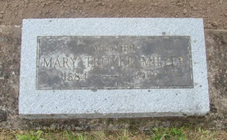 MILLER, MARY - Linn County, Oregon   MARY MILLER - Oregon Gravestone Photos