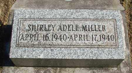 MILLER, SHIRLEY ADELE - Linn County, Oregon | SHIRLEY ADELE MILLER - Oregon Gravestone Photos