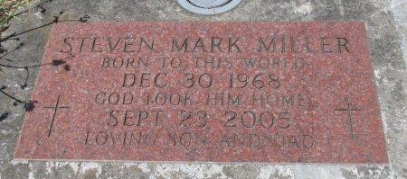 MILLER, STEVEN MARK - Linn County, Oregon | STEVEN MARK MILLER - Oregon Gravestone Photos