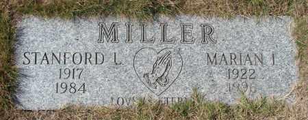 MILLER, MARION IDELLE - Linn County, Oregon | MARION IDELLE MILLER - Oregon Gravestone Photos