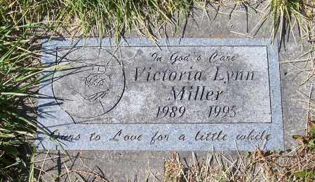 MILLER, VICTORIA LYNN - Linn County, Oregon | VICTORIA LYNN MILLER - Oregon Gravestone Photos