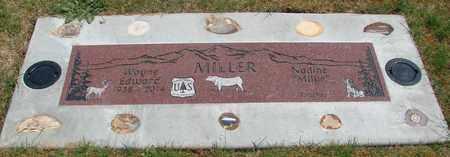 MILLER, WAYNE EDWARD - Linn County, Oregon | WAYNE EDWARD MILLER - Oregon Gravestone Photos