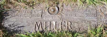 MILLER, MILDRED L - Linn County, Oregon | MILDRED L MILLER - Oregon Gravestone Photos