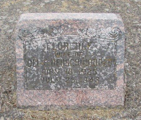 NEUSCHWANDER, FLORENCE B - Linn County, Oregon   FLORENCE B NEUSCHWANDER - Oregon Gravestone Photos