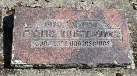NEUSCHWANDER, MICHAEL H - Linn County, Oregon | MICHAEL H NEUSCHWANDER - Oregon Gravestone Photos