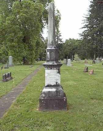PARRISH, JESSE - Linn County, Oregon | JESSE PARRISH - Oregon Gravestone Photos
