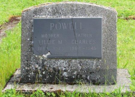 POWELL, CHARLES JOAB - Linn County, Oregon   CHARLES JOAB POWELL - Oregon Gravestone Photos