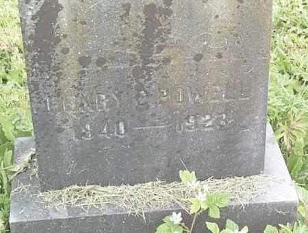 POWELL, HENRY CLAY - Linn County, Oregon   HENRY CLAY POWELL - Oregon Gravestone Photos