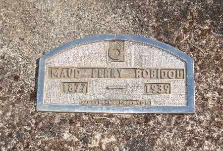 PERRY, MAUD - Linn County, Oregon   MAUD PERRY - Oregon Gravestone Photos