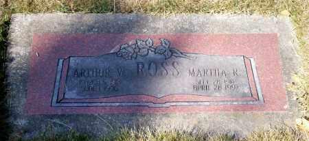 ROSS, ARTHUR W - Linn County, Oregon   ARTHUR W ROSS - Oregon Gravestone Photos