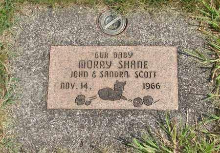 SCOTT, MORRY SHANE - Linn County, Oregon | MORRY SHANE SCOTT - Oregon Gravestone Photos