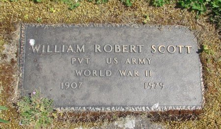 SCOTT, WILLIAM ROBERT - Linn County, Oregon   WILLIAM ROBERT SCOTT - Oregon Gravestone Photos