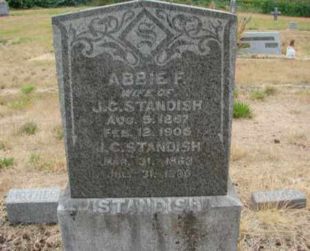 TAYLOR, ABBIE FRANCES - Linn County, Oregon | ABBIE FRANCES TAYLOR - Oregon Gravestone Photos