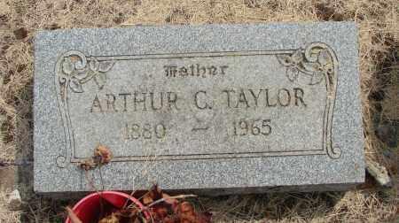TAYLOR, ARTHUR - Linn County, Oregon   ARTHUR TAYLOR - Oregon Gravestone Photos