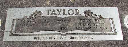 TAYLOR, DONNA JEAN - Linn County, Oregon | DONNA JEAN TAYLOR - Oregon Gravestone Photos