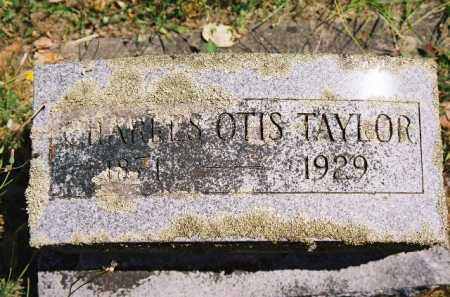 TAYLOR, CHARLES OTIS - Linn County, Oregon | CHARLES OTIS TAYLOR - Oregon Gravestone Photos