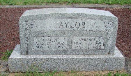 TAYLOR, FLORENCE ADAH - Linn County, Oregon | FLORENCE ADAH TAYLOR - Oregon Gravestone Photos