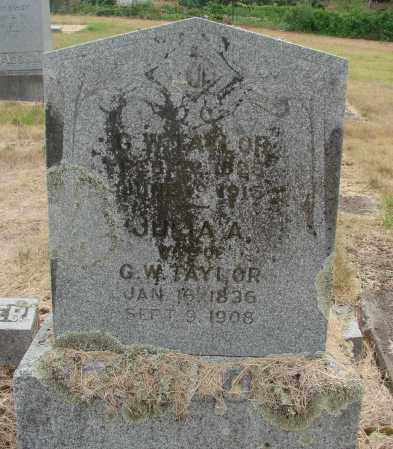 TAYLOR, JULIA ANN - Linn County, Oregon   JULIA ANN TAYLOR - Oregon Gravestone Photos