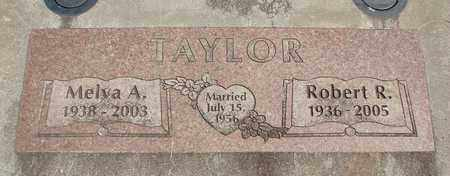 TAYLOR, ROBERT ROY - Linn County, Oregon | ROBERT ROY TAYLOR - Oregon Gravestone Photos