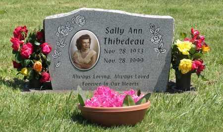THIBEDEAU, SALLY ANN - Linn County, Oregon | SALLY ANN THIBEDEAU - Oregon Gravestone Photos