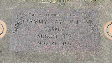 TYLER, TAMMY KAY - Linn County, Oregon | TAMMY KAY TYLER - Oregon Gravestone Photos