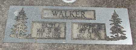 WALKER, JOSEPH R - Linn County, Oregon | JOSEPH R WALKER - Oregon Gravestone Photos