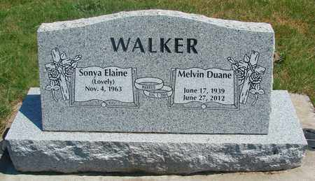 WALKER, SONYA ELAINE - Linn County, Oregon | SONYA ELAINE WALKER - Oregon Gravestone Photos