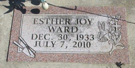 WARD, ESTHER JOY - Linn County, Oregon | ESTHER JOY WARD - Oregon Gravestone Photos