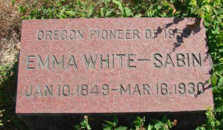 SCOTT, EMELINE A - Linn County, Oregon | EMELINE A SCOTT - Oregon Gravestone Photos