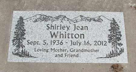 SCOTT, SHIRLEY JEAN - Linn County, Oregon | SHIRLEY JEAN SCOTT - Oregon Gravestone Photos