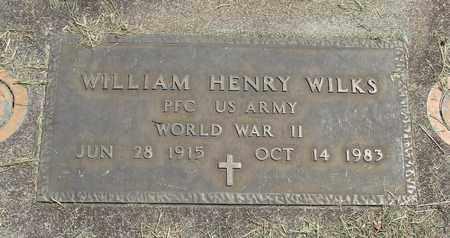 WILKS, WILLIAM HENRY - Linn County, Oregon | WILLIAM HENRY WILKS - Oregon Gravestone Photos
