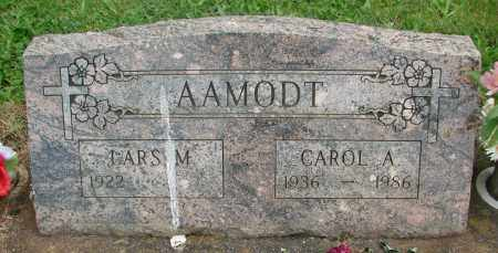 AAMODT, CAROL ANN - Marion County, Oregon | CAROL ANN AAMODT - Oregon Gravestone Photos