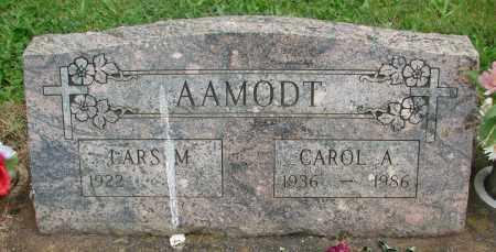 AAMODT, LARS M - Marion County, Oregon | LARS M AAMODT - Oregon Gravestone Photos