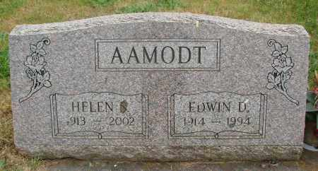 AAMODT, EDWIN DAVID - Marion County, Oregon | EDWIN DAVID AAMODT - Oregon Gravestone Photos