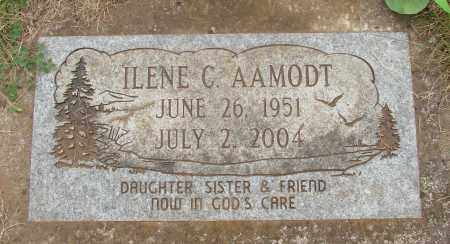 AAMODT, ILENE C - Marion County, Oregon | ILENE C AAMODT - Oregon Gravestone Photos
