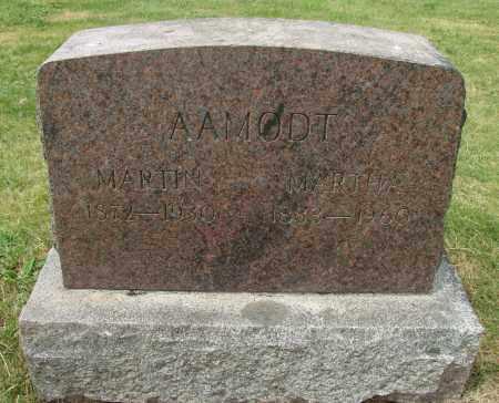 AAMODT, MARTHA CAROLINA - Marion County, Oregon | MARTHA CAROLINA AAMODT - Oregon Gravestone Photos