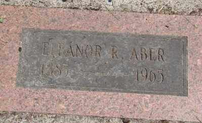 ABER, ELEONOR N. - Marion County, Oregon   ELEONOR N. ABER - Oregon Gravestone Photos