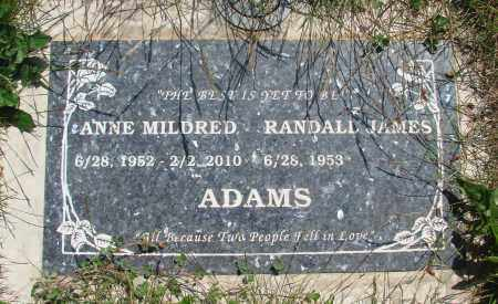 ADAMS, RANDALL JAMES - Marion County, Oregon   RANDALL JAMES ADAMS - Oregon Gravestone Photos
