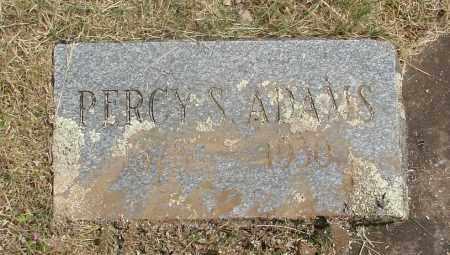 ADAMS, PERCY S - Marion County, Oregon | PERCY S ADAMS - Oregon Gravestone Photos