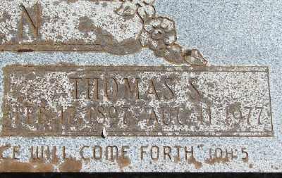 AGAN, THOMAS S - Marion County, Oregon | THOMAS S AGAN - Oregon Gravestone Photos