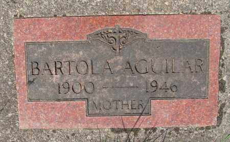 AGUILAR, BARTOLA - Marion County, Oregon | BARTOLA AGUILAR - Oregon Gravestone Photos