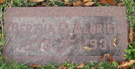 ALBRICH, BERTHA C - Marion County, Oregon | BERTHA C ALBRICH - Oregon Gravestone Photos