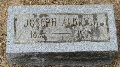 ALBRICH, JOSEPH - Marion County, Oregon | JOSEPH ALBRICH - Oregon Gravestone Photos