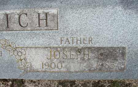 ALBRICH, JOSEPH EDWARD - Marion County, Oregon   JOSEPH EDWARD ALBRICH - Oregon Gravestone Photos