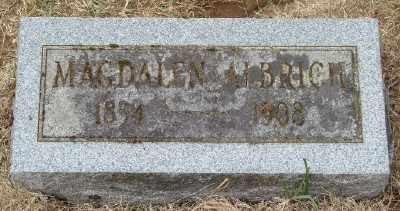 ALBRICH, MAGDELEN - Marion County, Oregon   MAGDELEN ALBRICH - Oregon Gravestone Photos