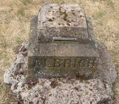 ALBRICH, MONUMENT - Marion County, Oregon | MONUMENT ALBRICH - Oregon Gravestone Photos